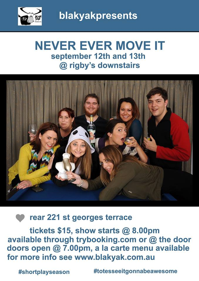 Poster for Never Ever